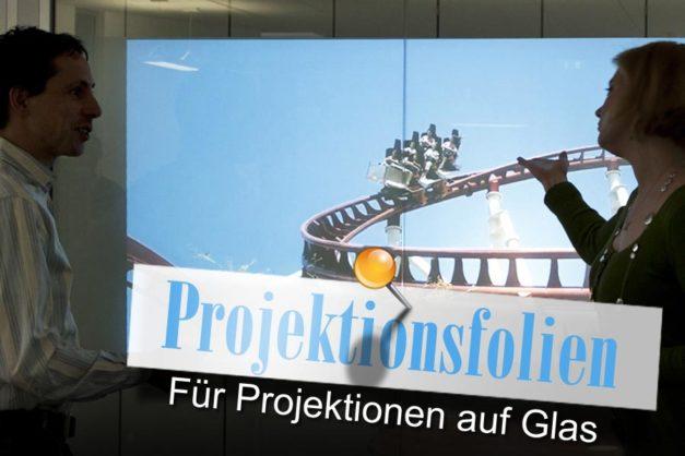 Selbstklebende Projektionsfolie für Glas online günstig kaufen