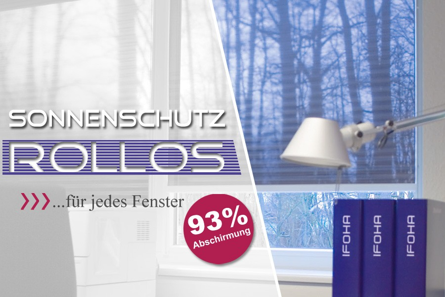verdunkelnde sonnenrollos f r fenster ohne bohren innen anbringen ifoha. Black Bedroom Furniture Sets. Home Design Ideas