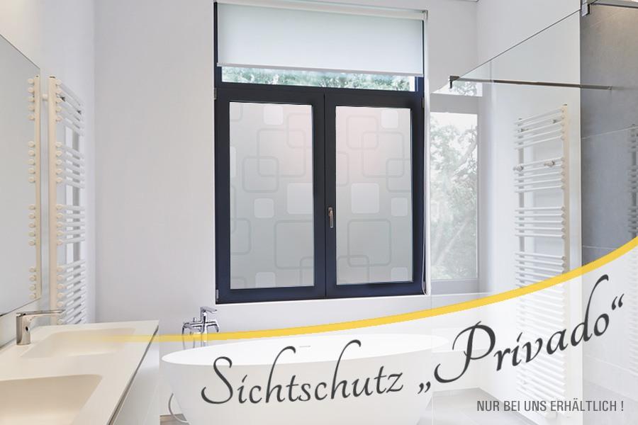 Die schönsten Fenster Motive aus Mattfolie für Sie passgenau gefertigt