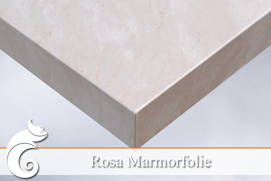 Marmorfolie rosa die langlebige m bel dekorfolie g nstig for Wandfolie transparent