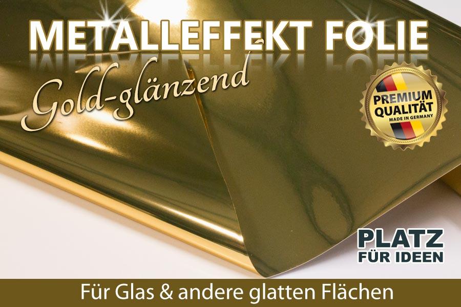Klebefolie gold gl nzend f r deko folienschriften ifoha for Klebefolie transparent farbig