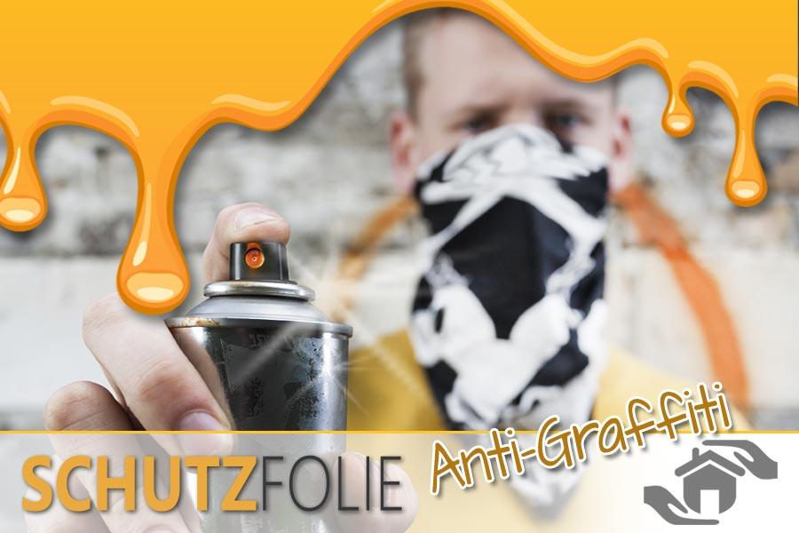 Preiswerte anti graffiti folie f r kurzfristige for Klebefolie transparent farbig