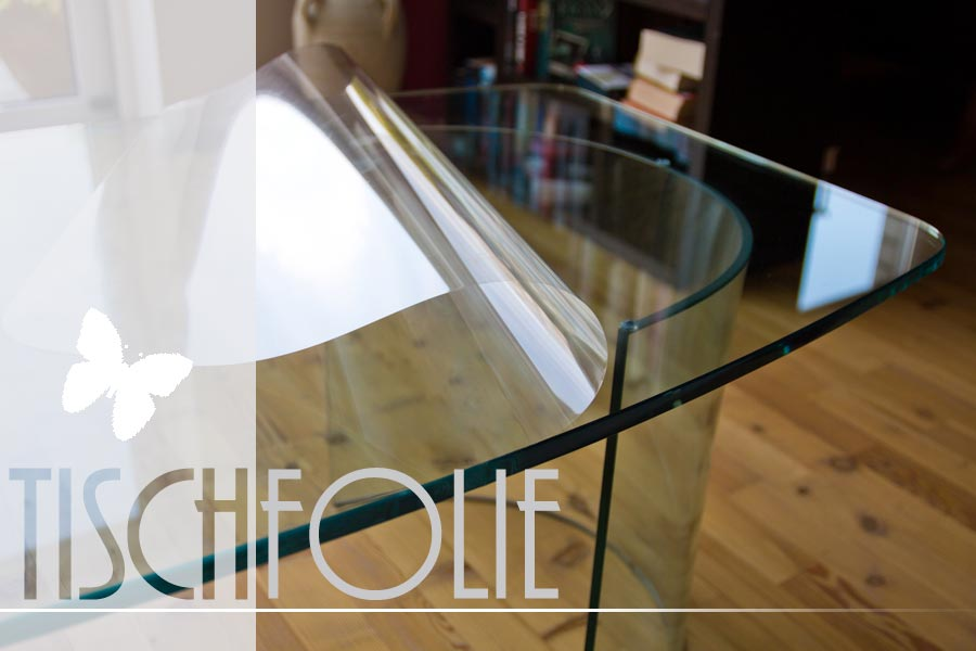 Selbstklebende tischfolie f r glatte tischplatten ifoha for Selbstklebende wandfolie shop